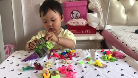 植物大战僵尸积木玩具 乐高积木玩具视频