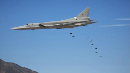 最新轟炸機攜帶,俄軍試射新型導彈,可摧毀兩千公里外美航母