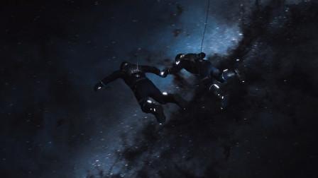 太空旅客:宇宙中最浪漫的事,是与你一起穿越90光年,到达星河彼岸
