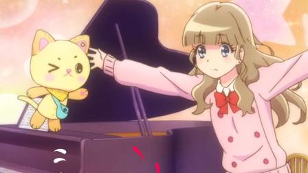 甜梦猫:小梦和新伙伴玩偶佩可梦中相遇,使用魔法帮他说话