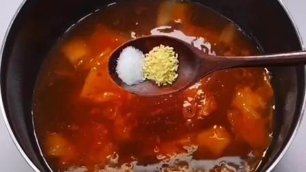 怎么做韩式辣年糕?