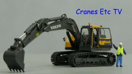 Motorart Volvo 200D by Cranes Etc TV