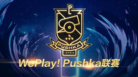 DOTA2WePlay Pushka联赛总决赛Secret vs VPP精彩集锦