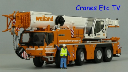 LiebherrLTM1090 Weiland by Cranes Etc TV