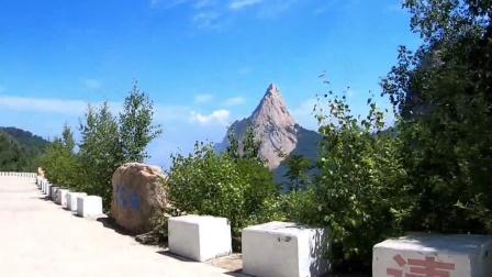 燕山山脉最高峰海拔2118米的雾灵山
