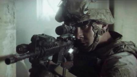 影视:军友倒下枪林弹雨全程紧张