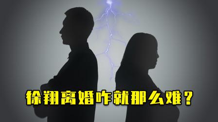 徐翔离婚咋就那么难?