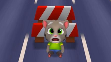 安吉拉晕倒了  会说话的汤姆猫游戏