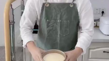 一分钟学会做戚风蛋糕!适合0基础烘焙小白哦!