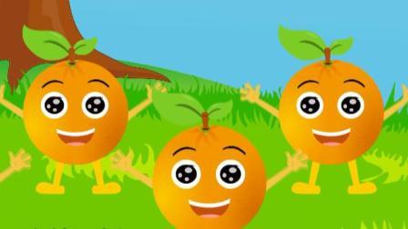 水果 酸甜好吃大橙子