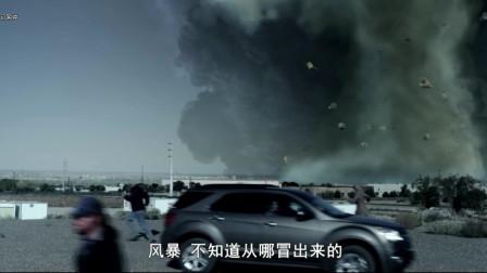 超级飓风:美国发生罕见龙卷风,所到之处寸草不生,人类四处逃亡