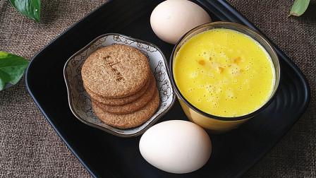 """教你在家自制好喝又营养的""""芒果奶昔"""",5分钟做好,简单快捷"""