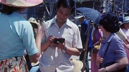 84年的一部内地谍战片,那种年代感,如今找不到了
