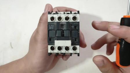 接触器上的CJX2-0910什么意思?线圈旁边的M5又是什么意思?