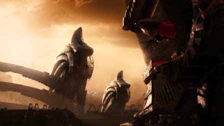如此强大的外星生命体来到地球,还有更猛的变异效果,科幻大片