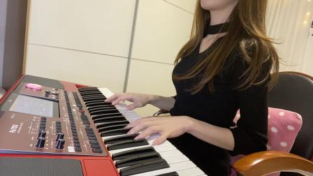 张学友粤语经典《遥远的她》,很有味道的女声版,太好听了