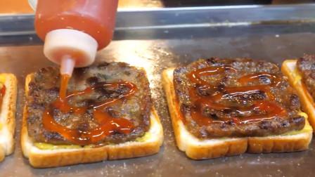 芝士牛肉三明治, 真材实料,是吃货都想品尝!