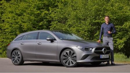 2020款全新奔驰 CLA250 猎装版-德国小伙带你极致深度评测