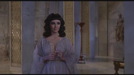 《埃及艳后》影片中的天价道具,好莱坞影史上最赔钱的电影
