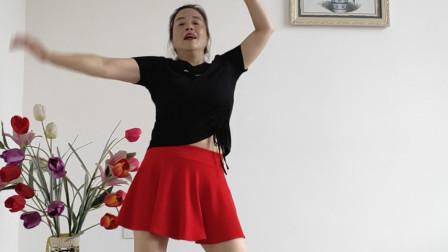 广场舞《点歌的人》动感时尚  活力四射