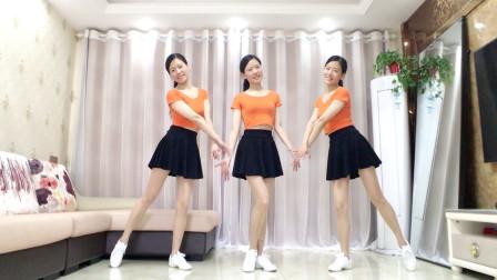 流行歌曲广场舞《伤离别》初级鬼步舞附教学