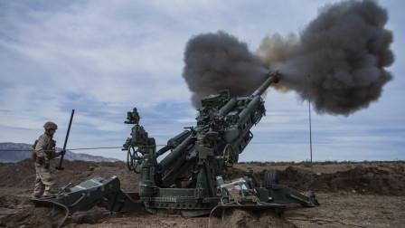 """解放军""""不讲理""""火炮有多丧心病狂?40米不内留活口,两炮轰退美军"""