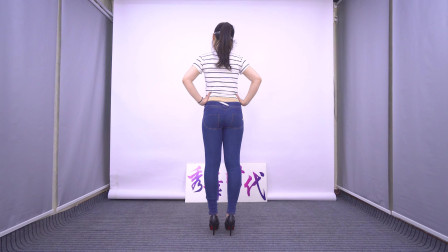 PPx 草莓 最美的光 舞蹈 背面7 牛仔裤