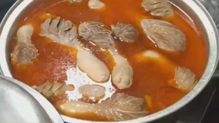 来自土耳其的传统美食有点像东北的乱炖,隔着屏幕都觉得好吃!