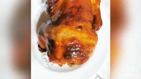 奥尔良烤全鸡