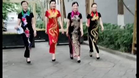 杭城旗袍风情:杭州旗龙梦工场服饰有限公司