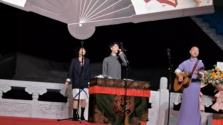 恭喜张云雷喜提800万粉丝,希望今后可以,像唱的歌一样随心所欲
