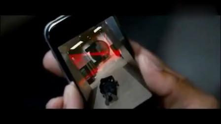 动作片:保险柜可不是那么好开的,运用超级高科技,直接拿下