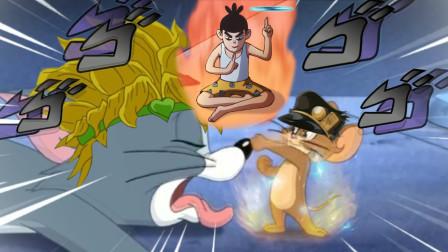 四川方言:汤姆猫和老鼠来了场替身大战,连伍六七也加入了战场?