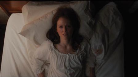 玛格丽特不知道自己是怀孕了,还以为是长了肿瘤,只能求玛利亚保护她