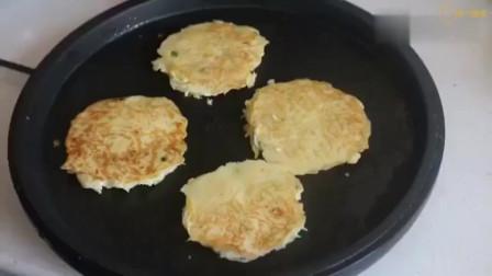 一个萝卜两个鸡蛋,教你做出简单美味的萝卜饼
