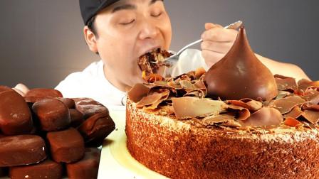 巧克力蛋糕和冰淇淋热量很高,如果因为瘦而烦恼,是不是能多吃点