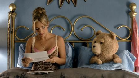 《泰迪熊2》17岁以下请在父母陪同下观看的电影!