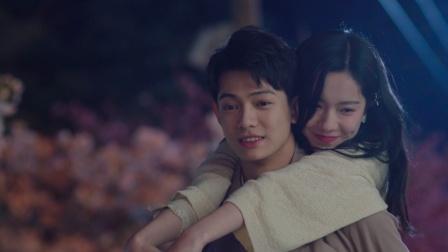 《我的刺猬女孩》:第24集cut:樱花树下吴景昊深情告白韩菲,许下十年之约