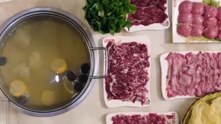舌尖上的中国:潮汕牛肉火锅!