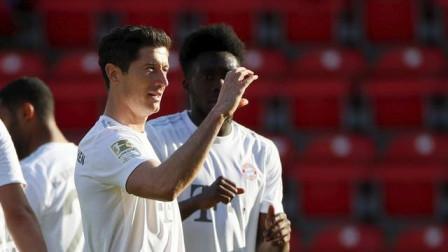 德甲全场集锦:拜仁2-0柏林联合