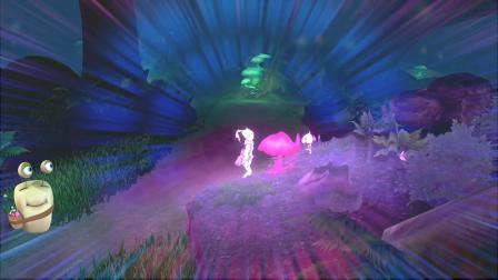精灵宝可梦剑盾游戏 第51弹 进入迷光森林