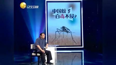 老梁:蚊子曾咬死过无数人,听老梁说的真可怕。