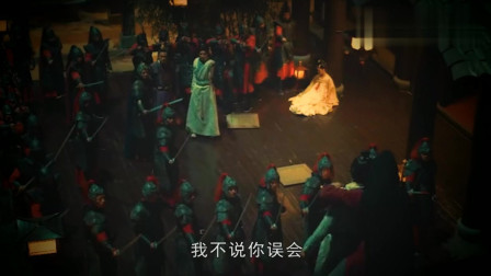 东宫顾剑下线, 李承鄞为母亲报仇了, 可却让母族绝后