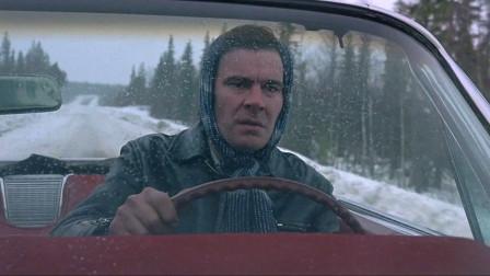 冬天开敞篷车太冷,得戴头巾,这部电影幽默又浪漫