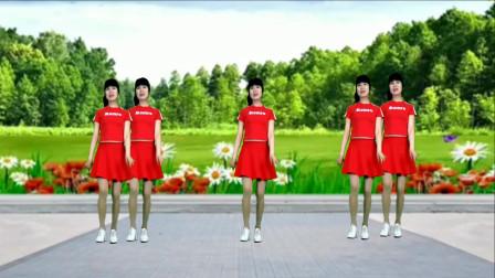 步子舞《红尘三千丈》唱出了满满的情怀,走心了!