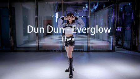 甜美小姐姐THEA cover《DUN DUN》,魅力反转