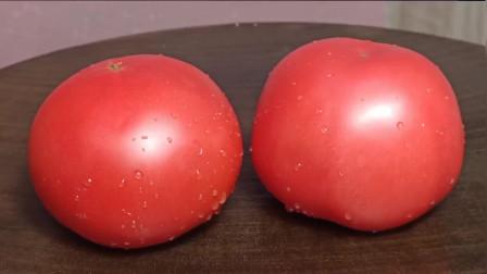 西红柿新吃法,不用炒不凉拌也不炖汤,简单易学,清爽好吃又解暑