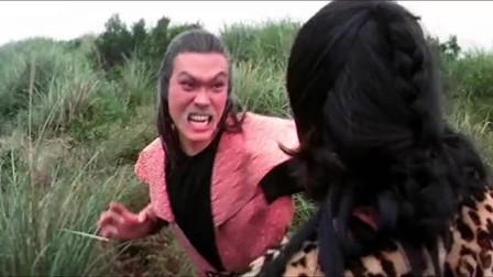一招半式闯江湖:男子给女孩当保镖,面对坏蛋,临危不乱!