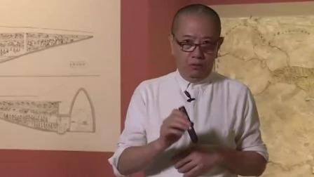 陈丹青解读书画同源乃中国特色,北朝绘画令人震撼 局部 20200519
