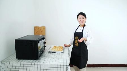 农村小媳妇做椰蓉面包,劲道好吃,香甜可口,猜猜老公说了啥?